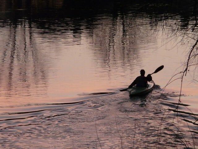 West Coast Flatwater Kayak
