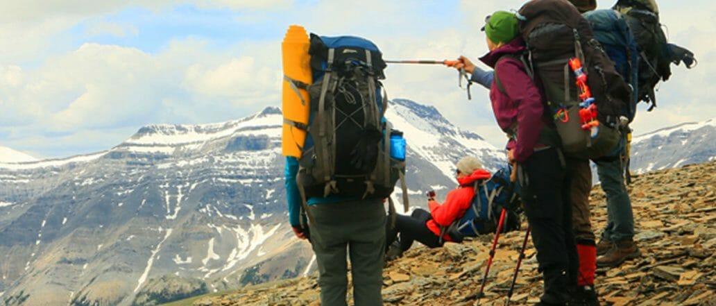 Rocky Mountains Hiking